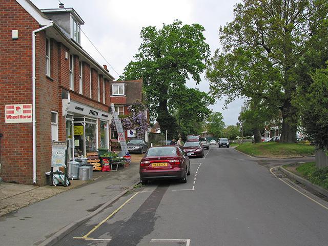 Brookley Road, Brockenhurst
