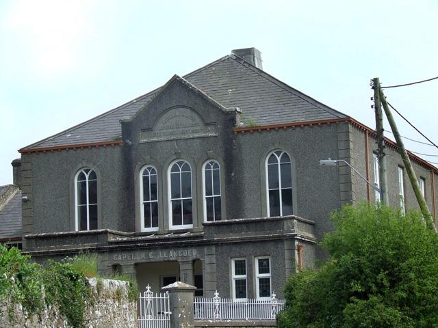 Llangoed Chapel