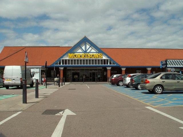Morrisons, Maldon, Essex
