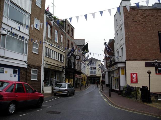 High Street, Cowes
