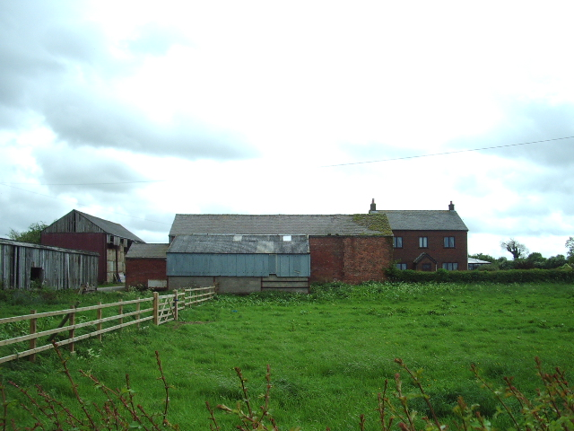 New Manor Farm, Becconsall.