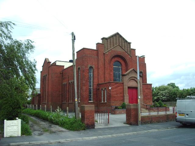 Becconsall Methodist Church