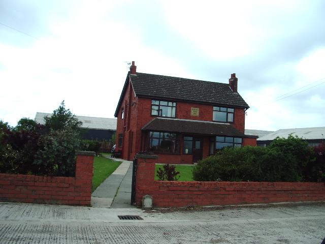 West Gate Farm, Hesketh Bank.