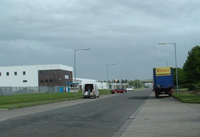 Kenfig Industrial Estate