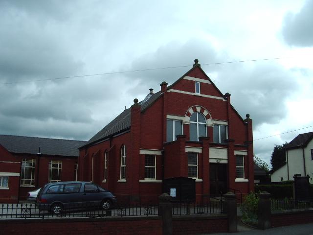 Hesketh Lane Methodist Church