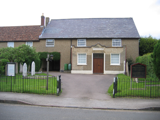 Strict Baptist Chapel, Southill, Beds