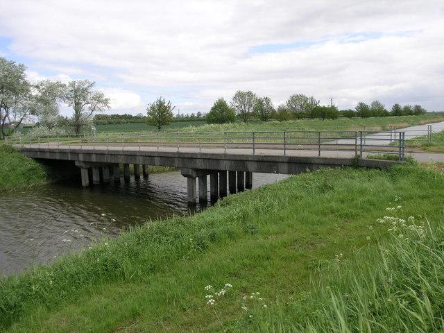 Main Drain Bridge