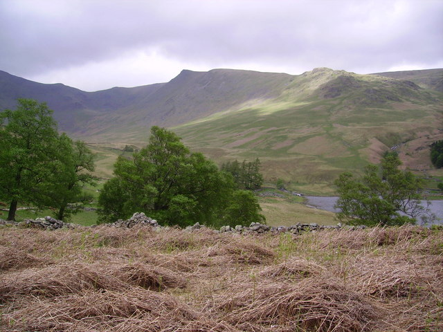 Looking towards Kidsty Pike
