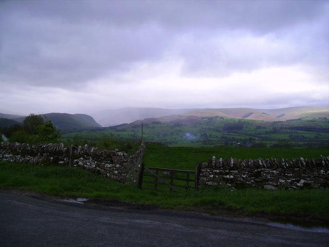 Looking towards Mardale