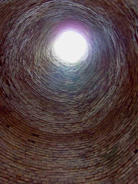 Inside the Bottle Kiln