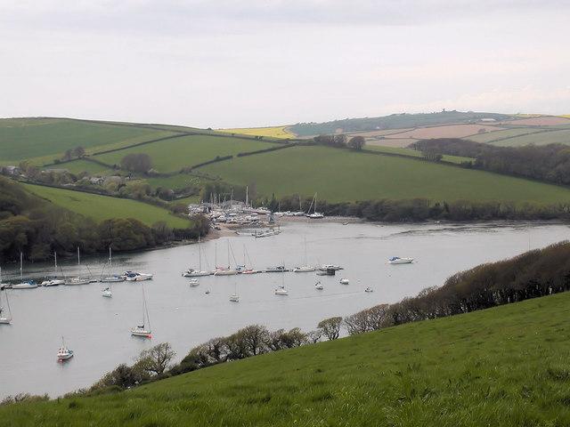 Lincombe Boatyard