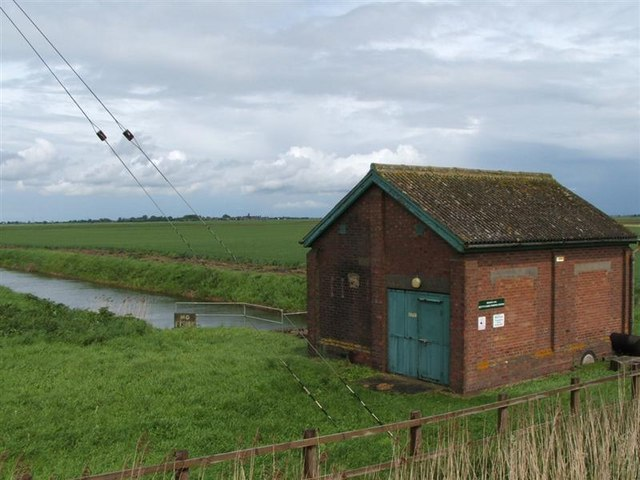 Betty's Nose pumping station