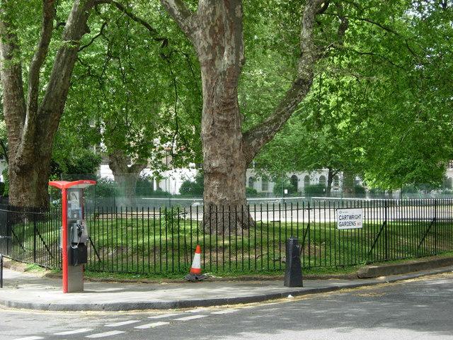 Cartwright Gardens, St. Pancras