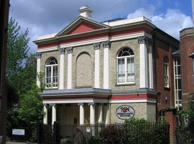 Old Jesuit Chapel, Norwich