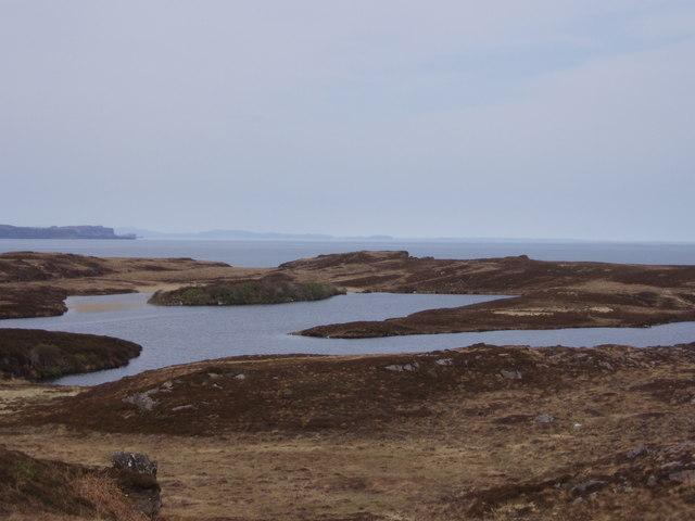 Loch Mor, Fladday