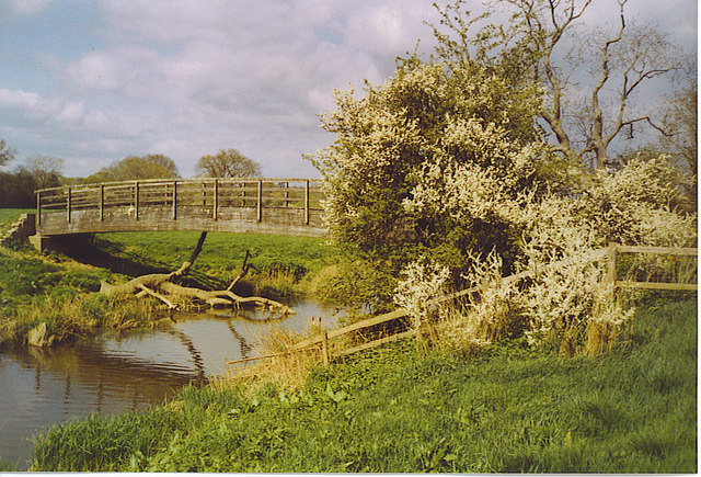 "The ""Chinese Bridge"", South of Wisborough Green."