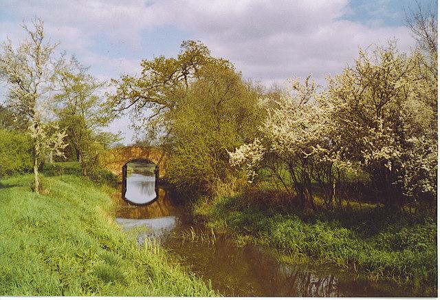 Lording's Bridge, Wey and Arun Canal.