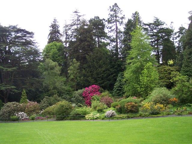 The Gardens viewed from Davenham, Malvern