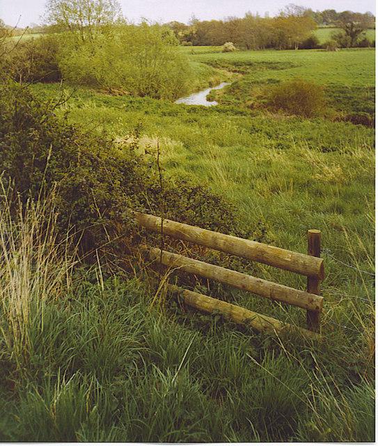River Arun near Harsfold Manor.