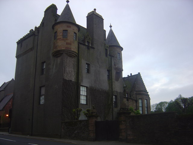 Maybole Castle