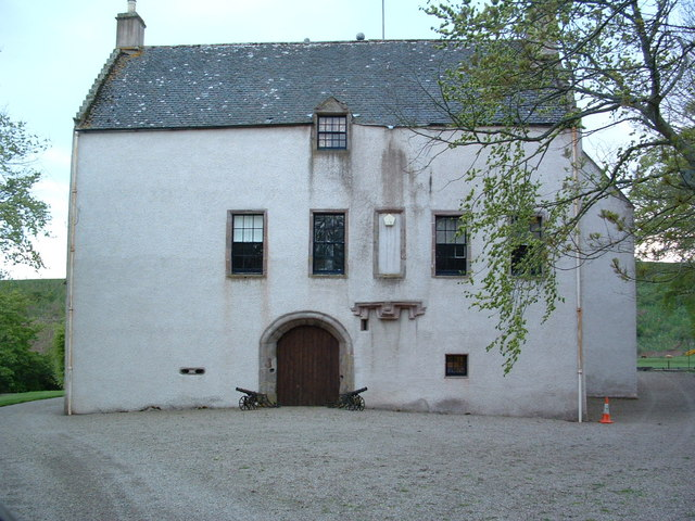 Castle of Allardice