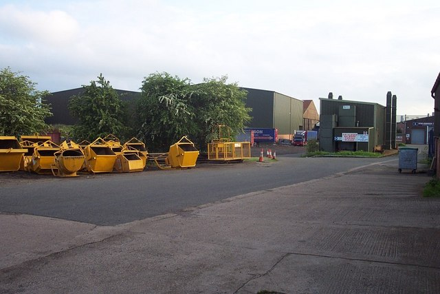 Lardfordfields Industrial Estate