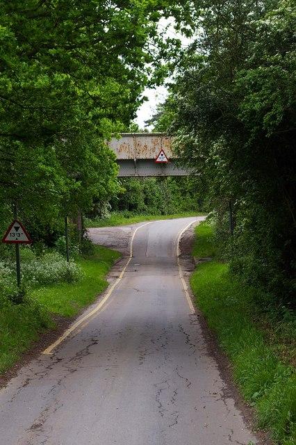 Crouch Valley Rail Bridge