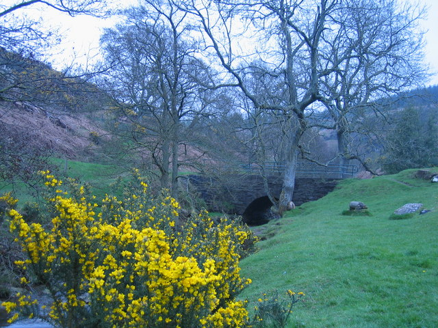 Bridge at Maybeck, North York Moors