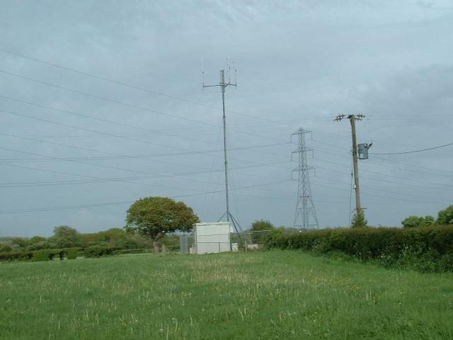 Mast, Pylon, Pole