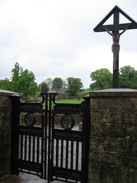 Salperton War Memorial