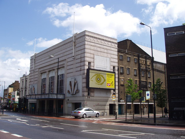 The Troxy Cinema, Commercial Road