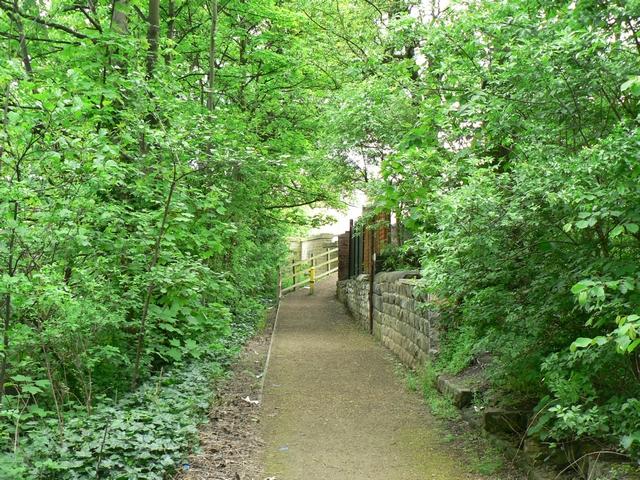 Goitside Walk, Kirkstall, Leeds