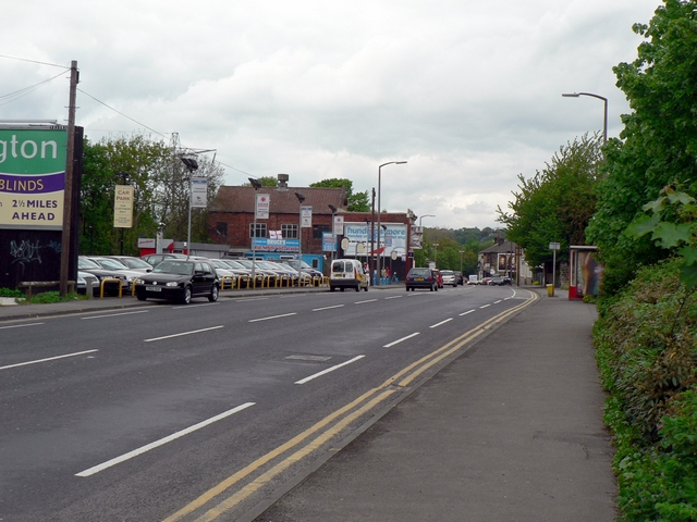 Commercial Road, Kirkstall, Leeds