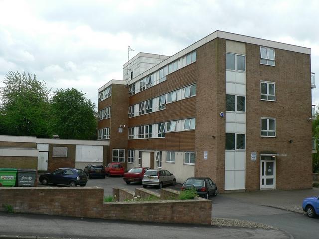 Angel Halls of residence, Commercial Road, Kirkstall, Leeds
