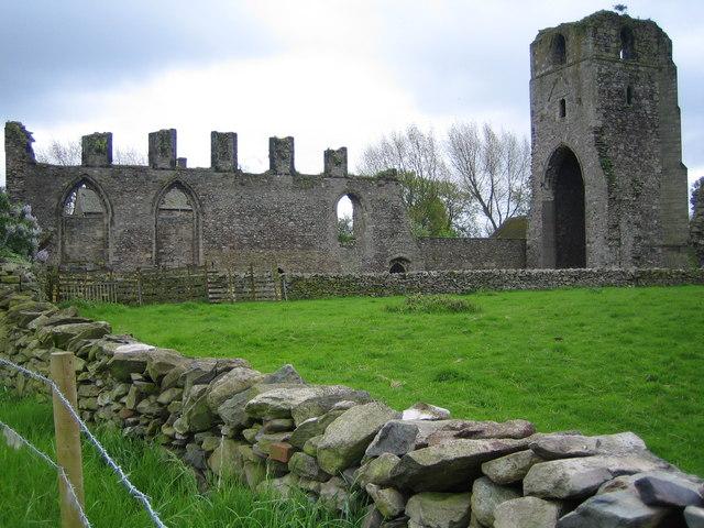 Ulverscroft Priory