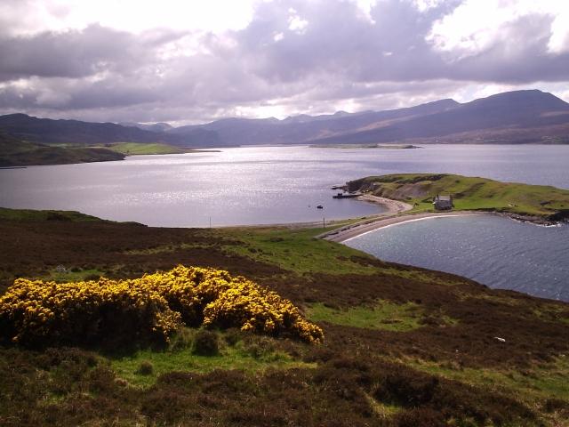 Ard Neackie on Loch Eriboll