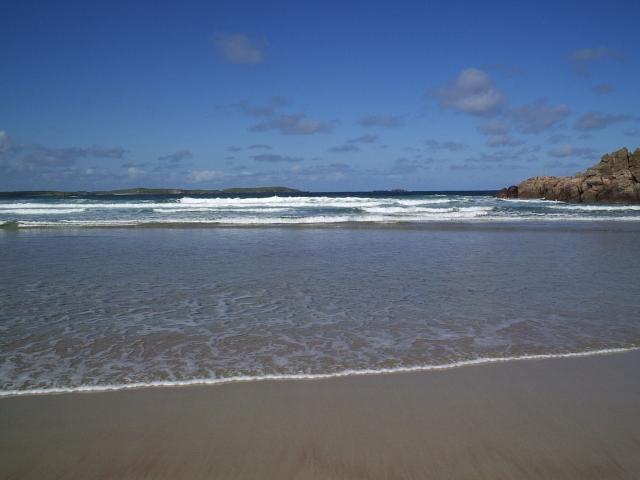 Traigh na h Uamhag Beach