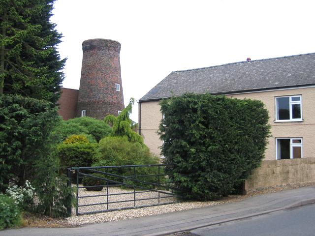 Cowbit windmill, Lincs