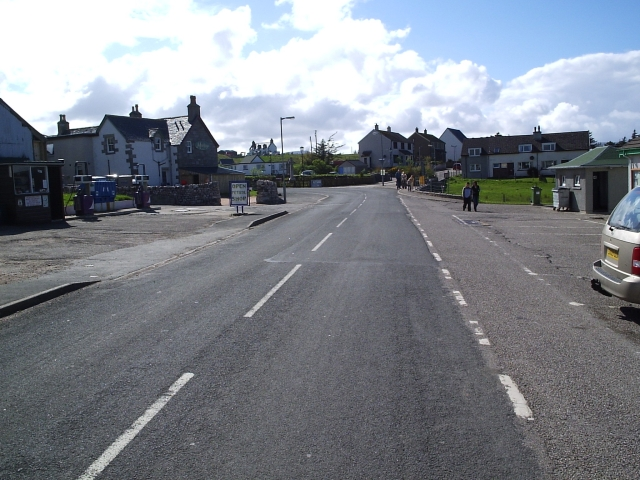 The Village of Durness