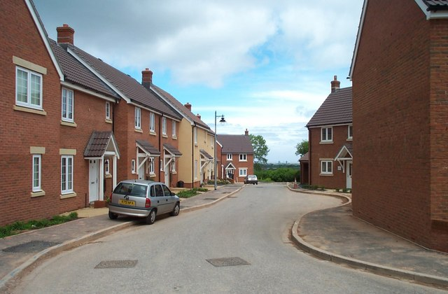 """Hartley Meadow"" housing development"