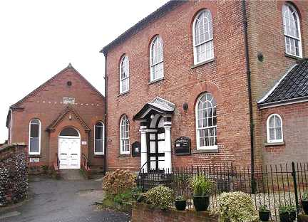 Walsingham Methodist Chapel