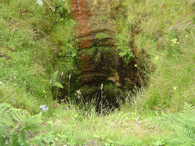 Sheriff's Pit  Shaft