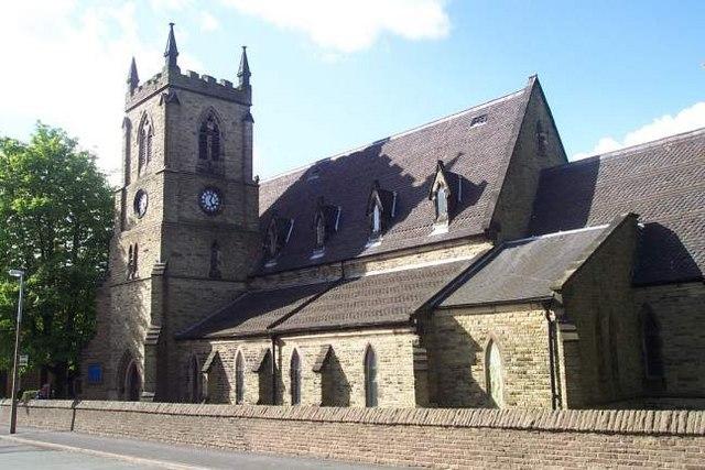 Church of St. Peter, Macclesfield