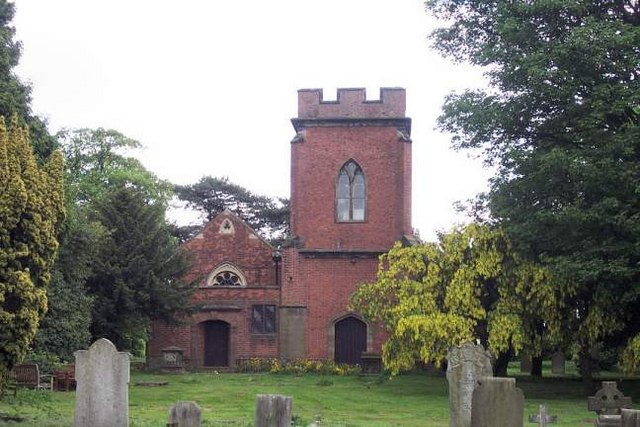 Christ Church, Burntwood