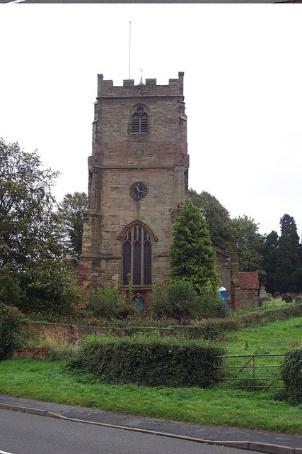 Brinklow Church