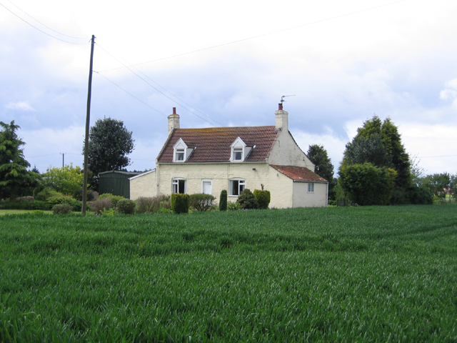 Cottage on Broad Gate, Weston Hills, Lincs