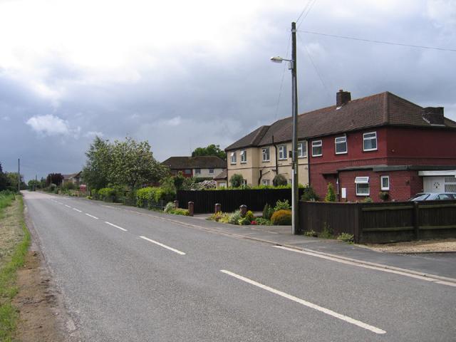 Broad Gate, Weston Hills, Lincs