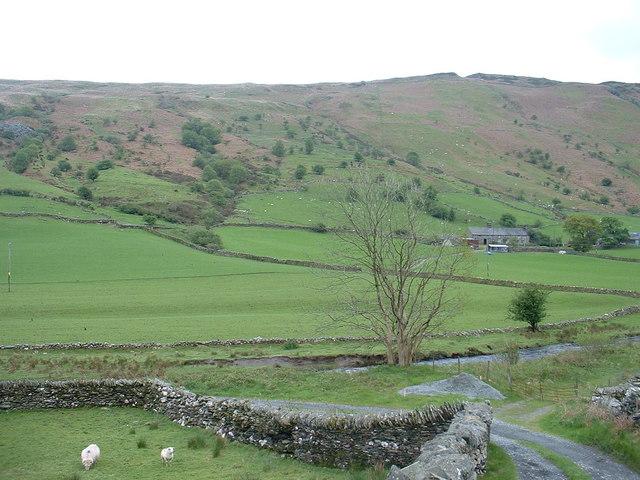 Pen-y-bedw farm