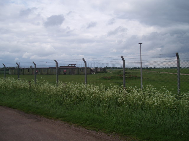 Bedford airfield
