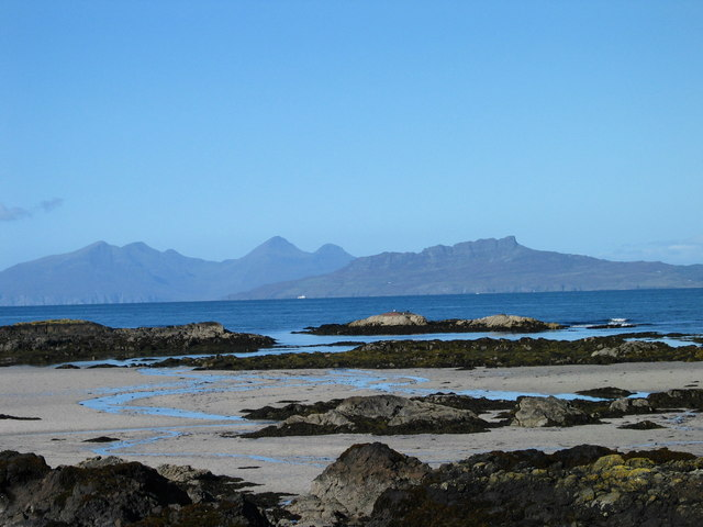 Rum from Ardnamurchan
